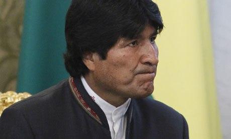 Tổng thống Boliva
