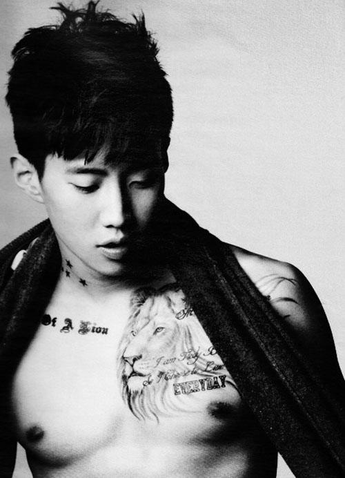 người đàn ông quyến rũ nhất Kpop