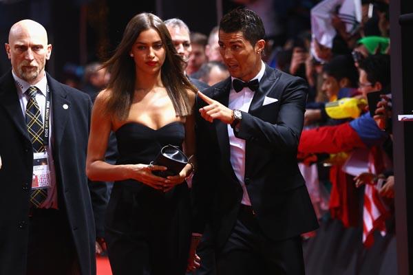 Ronaldo, Irina