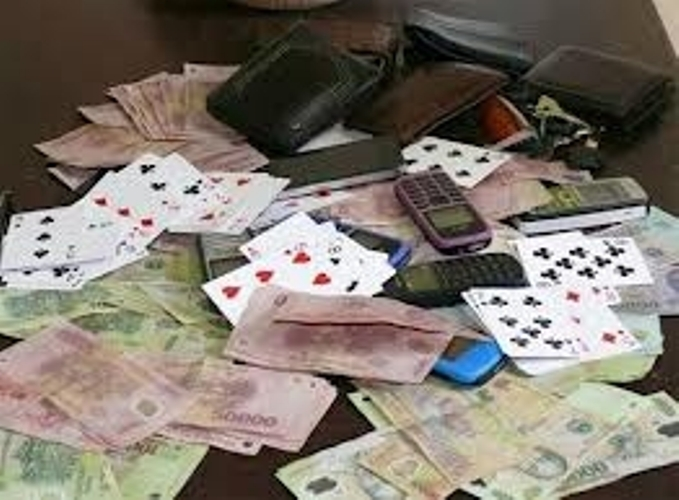 đánh bạc