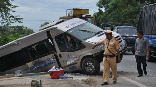 tai nạn, xe khách