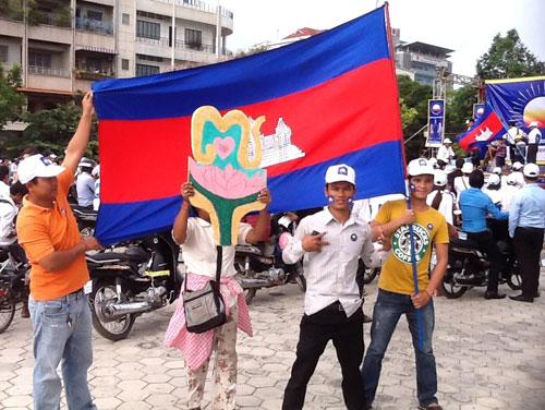 bầu cử, Campuchia