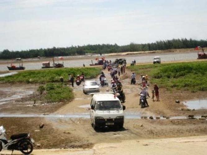 hỗn chiến, sông Yên