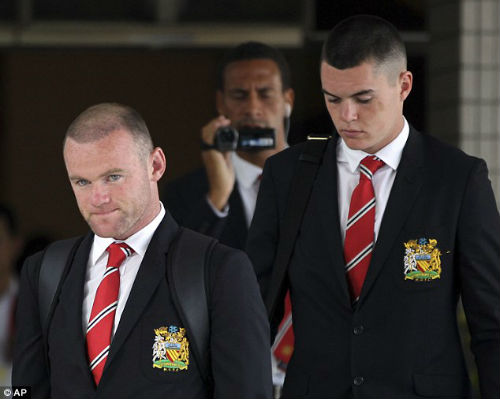 Wayner Rooney