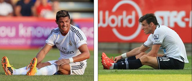 Ronaldo - Gareth Bale: Những nét tương đồng kỳ lạ