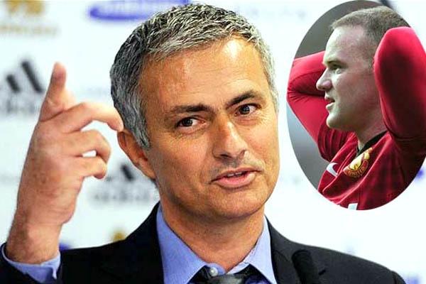 Mourinho, Rooney