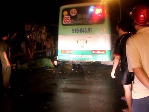 tai nạn, xe buýt