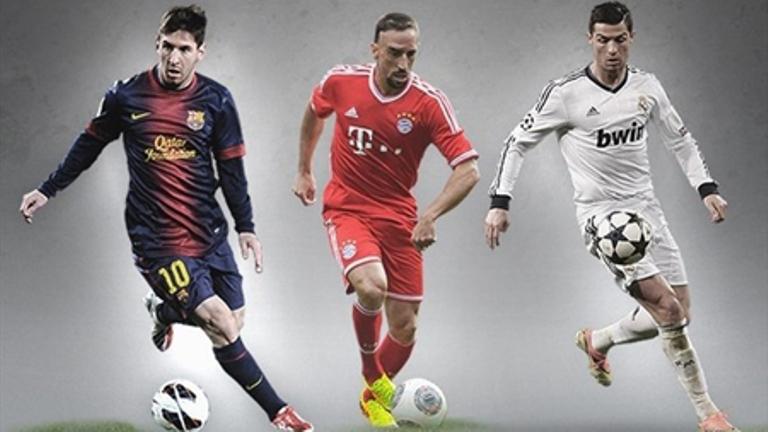 Cầu thủ xuất sắc nhất châu Âu