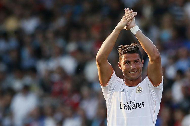 Bale, Ronaldo, Perez