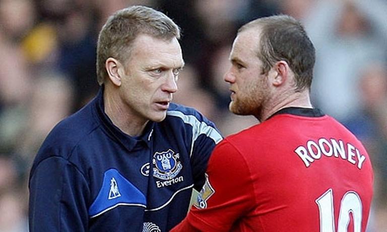 Moyes, Rooney