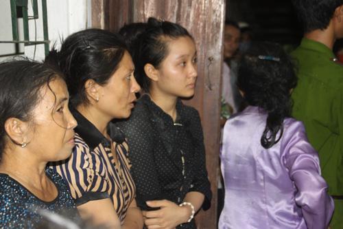 Những khuôn mặt thẫn thờ sau tai nạn