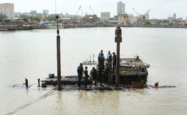 Tàu ngầm, Ấn Độ