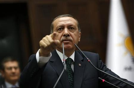 Thủ tướng Thổ Nhĩ Kỳ Erdogan