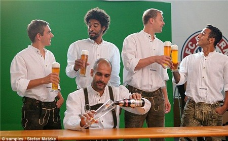 Bayern, lễ hội bia