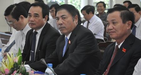 Trần Thọ, Nguyễn Bá Thanh