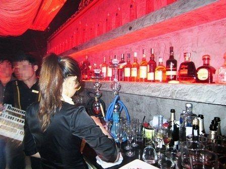 Vũ trường, quán bar