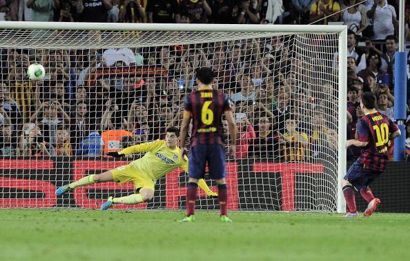 Barca, Messi