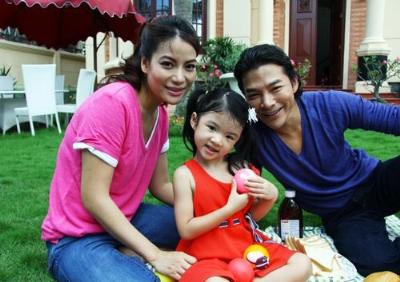 Gia đình hạnh phúc của Trương Ngọc Ánh – Trần Bảo Sơn