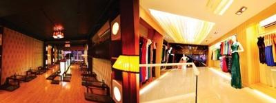 Showroom thời trang và quán cà phê phong cách Nhật của Mỹ Tâm