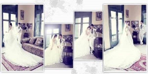 Hình cưới, Huy Khánh