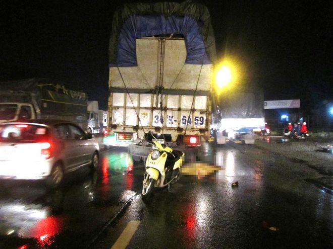 tai nạn, xe tải