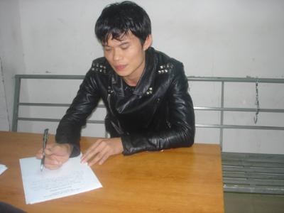 Nguyễn Hữu Chính tại CQĐT