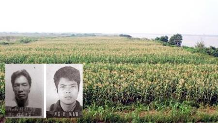 Hai tử tù Nguyễn Văn Thân và Nguyễn Hải Nam