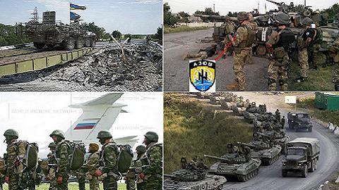 Quân đội Ukraine đang liên tiếp bị đẩy lùi trên chiến trường