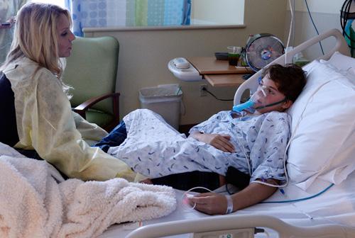 Một bệnh nhân 13 tuổi nhiễm EV-D68 tại Debver, bang Colorado - Ảnh: NBC