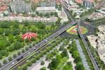 504 tỉ đồng xây cầu vượt vòng xoay Nguyễn Kiệm - Nguyễn Thái Sơn
