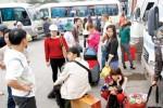 Áp lực tàu xe dịp Tết: Nguy cơ xe khách tăng giá kép
