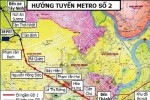 TP.HCM thu hồi đất ở 6 quận cho tuyến metro Bến Thành - Tham Lương