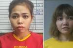 Hai nữ nghi phạm bị đau tay sau khi tấn công ông Kim Jong-nam?