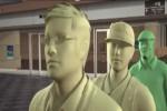 Malaysia nói nghi phạm xoa chất lỏng lên mặt Kim Jong-nam
