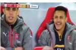Nụ cười bí hiểm của Sanchez khiến CĐV Arsenal nhói lòng