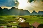 Phim trường tự nhiên hùng vĩ của 'Kong: Skull Island' ở Quảng Bình