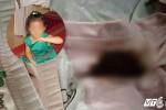 Dân vây bắt một nghi can xâm hại bé gái 4 tuổi