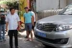 Ông Đoàn Ngọc Hải: 'Tôi lái ôtô riêng đi bắt xe đậu vỉa hè'