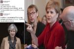 Tranh cãi nảy lửa vì Scotland đòi trưng cầu dân ý tách khỏi Anh