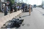 Chạy xe máy vào làn ôtô, 1 người tử vong tại chỗ