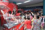 Toan tính của Kido khi bán mảng kem và sữa chua