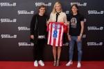 Sao Atletico Madrid lấn át dàn sao phim 'Fast and Furious 8'