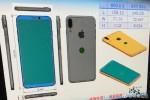 Hình ảnh thiết kế hoàn chỉnh iPhone 8
