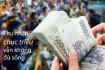 Người trẻ lương nhiêu mới sống được? - Kỳ 3: Văn phòng lãnh chục triệu/tháng vẫn thấy thiếu