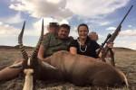 Thợ săn khét tiếng Nam Phi bị cá sấu khổng lồ ăn thịt