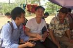 Dân Đồng Tâm thả một cán bộ sau kêu gọi của Chủ tịch Hà Nội