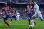 Real tái chiến Atletico ở bán kết Champions League
