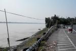 Công bố tình trạng sạt lở khẩn cấp bờ sông Tiền
