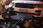 Lái xe sang Range Rover bỏ chạy, gây tai nạn liên hoàn