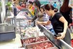 BigC giảm 35% giá thịt lợn ở các siêu thị phía Nam